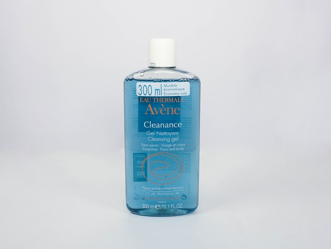 Review Avene Cleanance Cleansing Gel - Cover