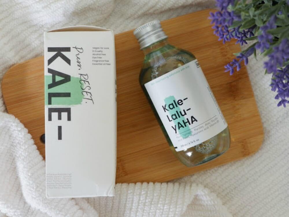 review kale