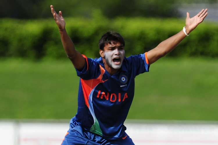 sandeep sharma in under 19