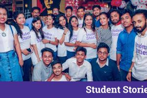 spotlight tezpur event student stories