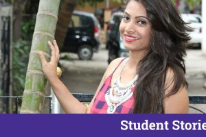 sharadha ojha celebrity stylist interview student stories