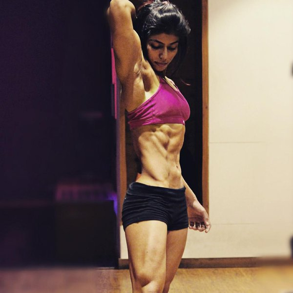 priya sodhi india's female athlete fitness body building jeria reebok athlete interview ss