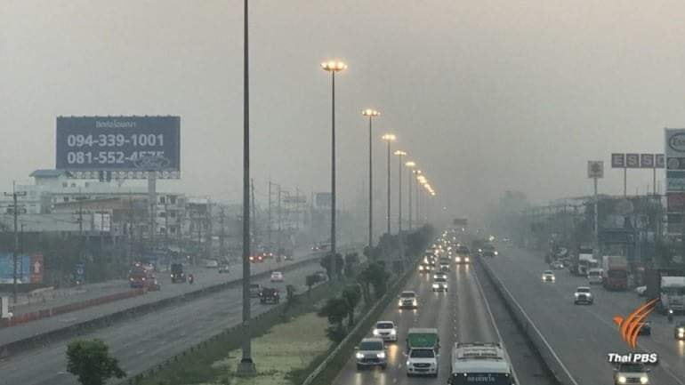 Pm2 5 Particulate Returns To Threaten Nine Areas Of