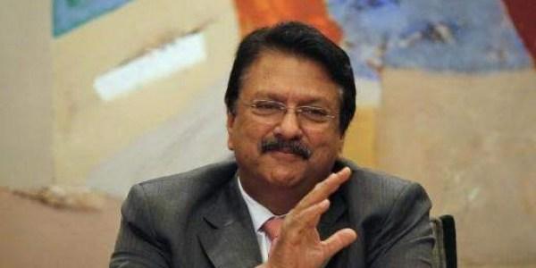 اجے پیرامل (رائٹرس)