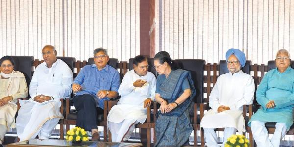 کرناٹک کی کامیابی کے بعد اپوزیشن کا اتحادضروری  ،لیکن کب اور کیسے؟