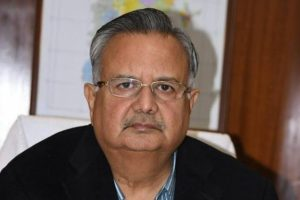 چھتیس گڑھ کے وزیر اعلیٰ رمن سنگھ ،فوٹو: فیس بک