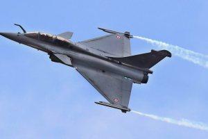 رافیل طیارہ(فائل فوٹو : پی ٹی آئی)