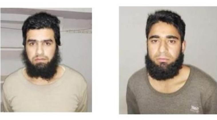 اترپردیش: اے ٹی ایس  نے جیش محمد کے دو مبینہ دہشت گردکو کیا گرفتار