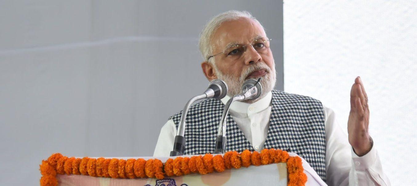 وزیر اعظم نریندر مودی(فوٹو بشکریہ : پی ائی بی)
