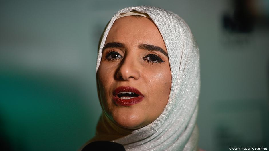 عمانی مصنفہ جوخہ الحارثی نے مین بُکر پرائز جیتا