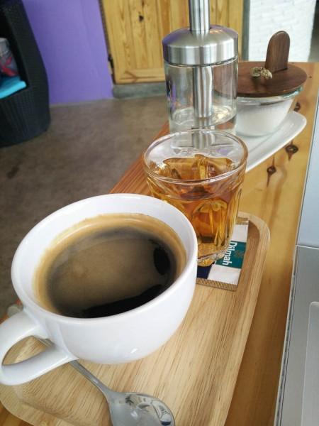 Black Toffee Coffee