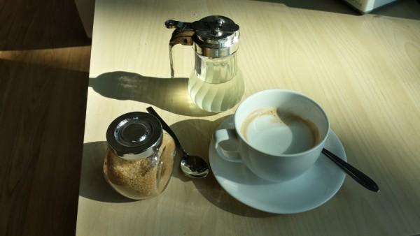De Forest Hot Latte