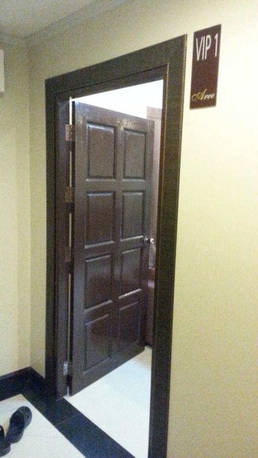 ประตูห้องvip