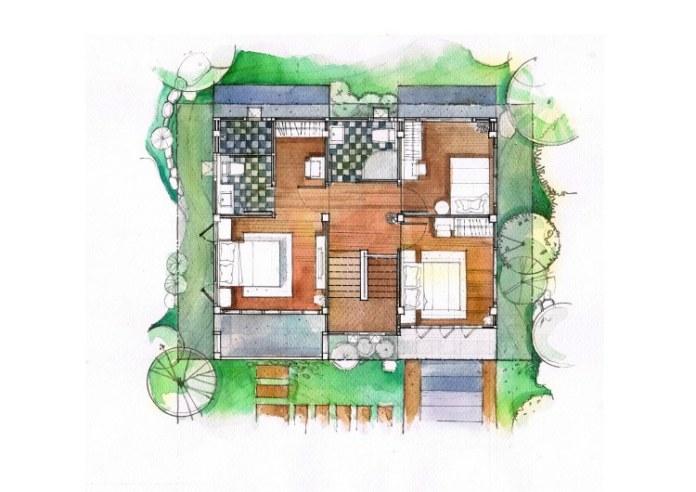 Floor Plan Up