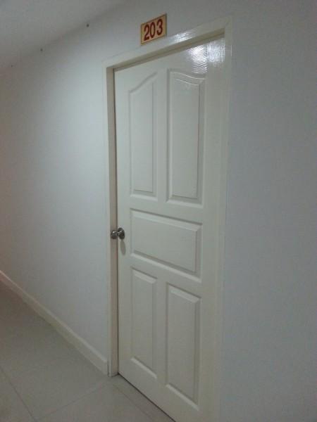 ประตูห้อง