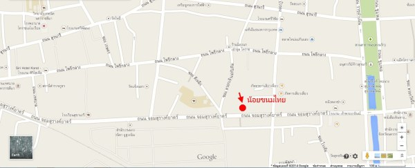 แผนที่น้อยขนมไทย