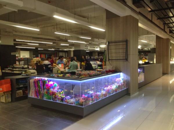 ร้านเครื่องเขียน-หนังสือ Klang Story ที่ชั้น 2