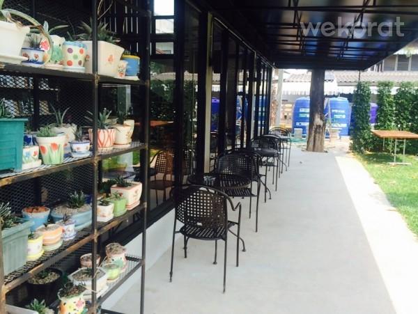 ภายนอกร้าน - Fika cafe