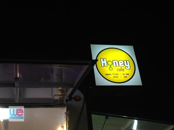 ร้าน Honey Cafe'