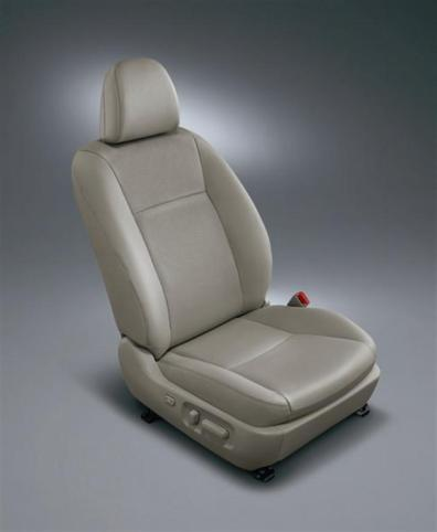 Toyota Corolla Altis (2010) - 80 Perforated Combination Leather Seat