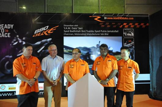 KTM Duke R (2011) Launch - 032