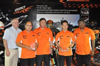 KTM Duke R (2011) Launch - 069