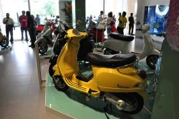 Piaggio Liberty 150cc Launch at New Vespa Showroom - 17