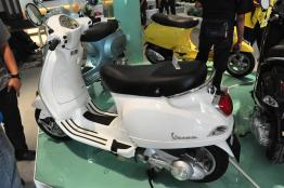 Piaggio Liberty 150cc Launch at New Vespa Showroom - 49