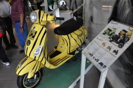 Piaggio Liberty 150cc Launch at New Vespa Showroom - 55