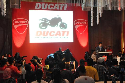 Ducati Monster 795 Launch - 042