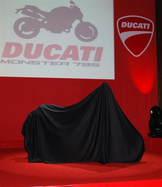 Ducati Monster 795 Launch - 05