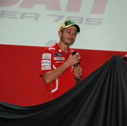 Ducati Monster 795 Launch - 06 - Valentino Rossi