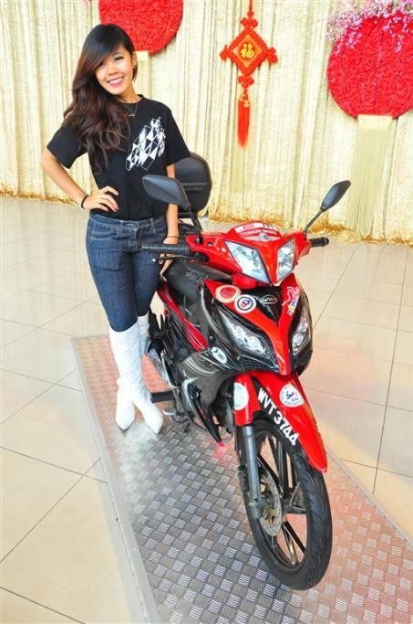 NAZA NZ125R Launch - 36