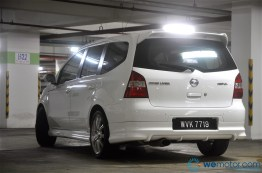 Nissan Grand Livina Tuned By Impul 016