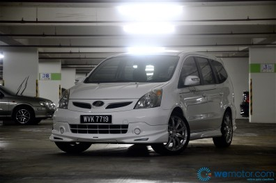 Nissan Grand Livina Tuned By Impul 019