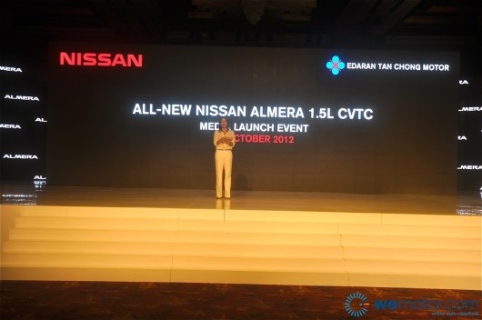 2012 Nissan Almera Launch 001