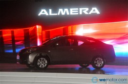 2012 Nissan Almera Launch 052