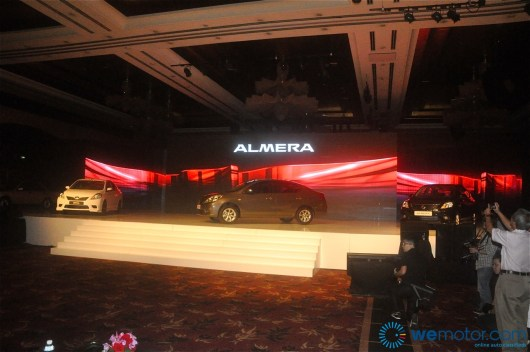 2012 Nissan Almera Launch 057