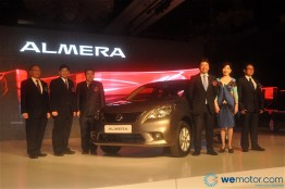 2012 Nissan Almera Launch 060
