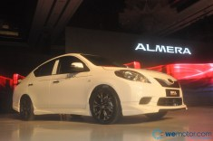 2012 Nissan Almera Launch 064