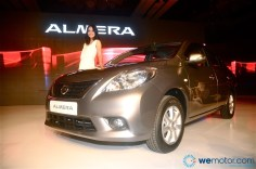 2012 Nissan Almera Launch 068