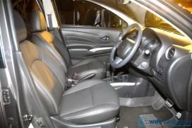 2012 Nissan Almera Launch 097