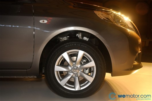 2012 Nissan Almera Launch 108