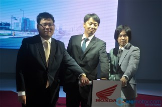 Boon Siew Honda Launch Spacy and PCX 007