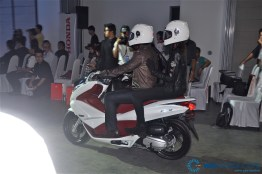 Boon Siew Honda Launch Spacy and PCX 011