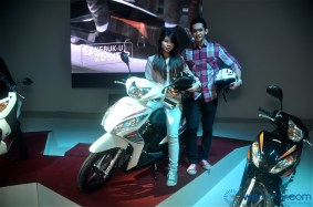 Boon Siew Honda Launch Spacy and PCX 025