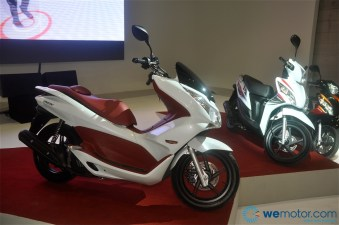 Boon Siew Honda Launch Spacy and PCX 065