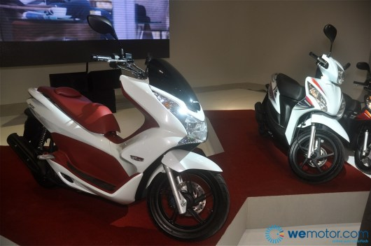Boon Siew Honda Launch Spacy and PCX 067