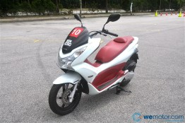Boon Siew Honda Launch Spacy and PCX 069