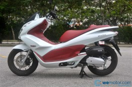 Boon Siew Honda Launch Spacy and PCX 071